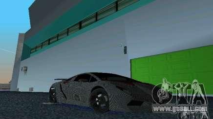 Lamborghini Sesto Elemento for GTA Vice City