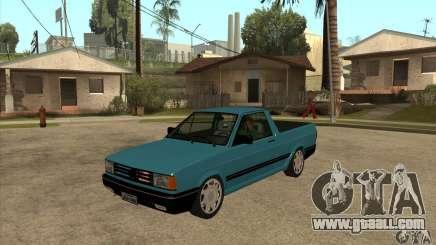 VW Saveiro GL 1989 for GTA San Andreas