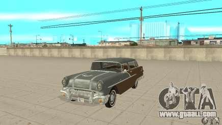 Pontiac Safari 1956 for GTA San Andreas