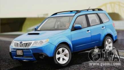 Subaru Forester XT 2008 for GTA San Andreas