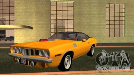 Plymouth Barracuda for GTA San Andreas