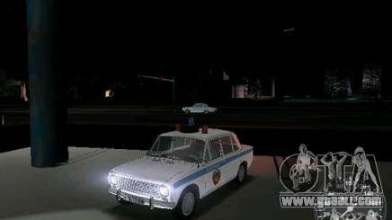 VAZ 2101 Police for GTA Vice City