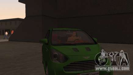 Aston Martin Cygnet Concept 2009 V1.0 for GTA San Andreas