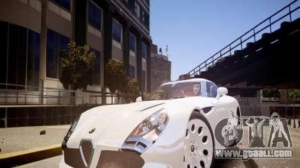 Alfa Romeo TZ3 Stradale Zagato for GTA 4
