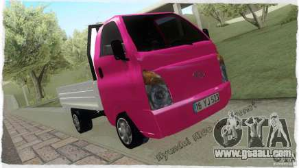 Hyundai H100 Kamyonet for GTA San Andreas
