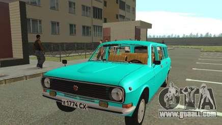 GAZ-24 Volga 12 for GTA San Andreas