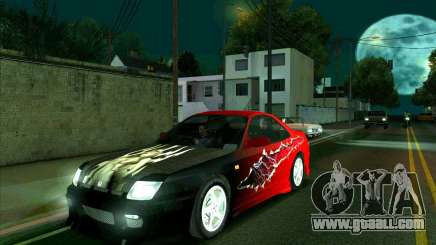 Honda Prelude with tuning for GTA San Andreas