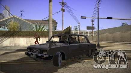 Tofas 124 Serçe for GTA San Andreas