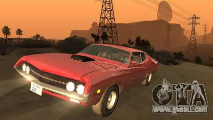 Ford Torino Cobra 1970 Tunable for GTA San Andreas