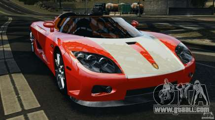 Koenigsegg CCX 2006 v1.0 [EPM][RIV] for GTA 4