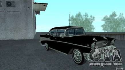 Chevrolet BelAir 4 Door Sedan 1957 for GTA San Andreas