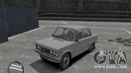 Fiat 125P FSO 1983 for GTA 4