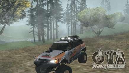 Tornalo 2209SX 4x4 for GTA San Andreas