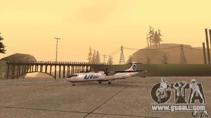 ATR 72-500 UTair for GTA San Andreas