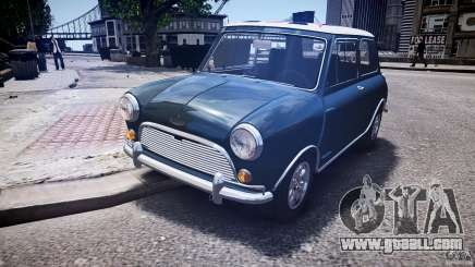 Austin Mini Cooper S v2.0 for GTA 4