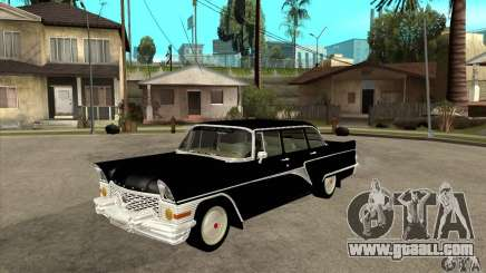 GAZ 13 Chaika v2.0 for GTA San Andreas