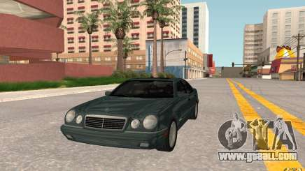 Mercedes Benz E420 W210 for GTA San Andreas