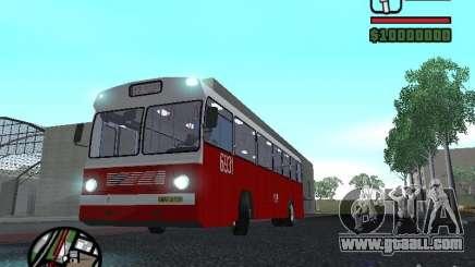 Ikarus Ik4 for GTA San Andreas