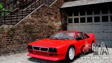 Lancia 037 Stradale for GTA 4