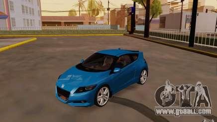 Honda CR-Z 2010 V3.0 for GTA San Andreas