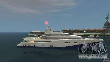 Yacht v1 for GTA 4