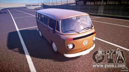 Volkswagen Kombi Bus for GTA 4