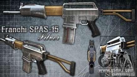 [Point Blank] Spas-15 for GTA San Andreas
