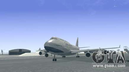 Boeing 747-400 China Airlines for GTA San Andreas