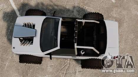 Jeep Futo Final for GTA 4 right view