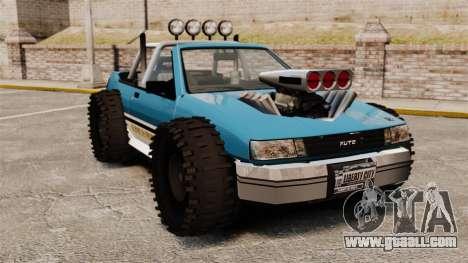 Jeep Futo Final for GTA 4