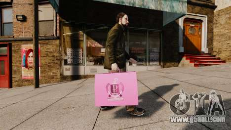Package Victorias secret for GTA 4