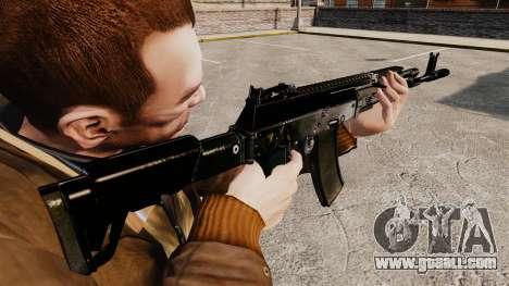 Kalashnikov AK-12 for GTA 4 second screenshot