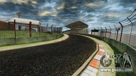 Ultra Nitro track for GTA 4 forth screenshot