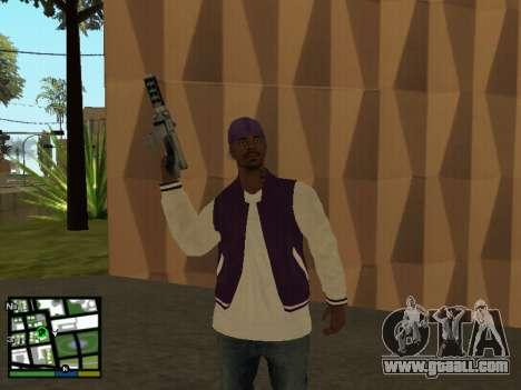 Ballas for GTA San Andreas third screenshot
