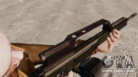 MG36 v1 H&K assault rifle for GTA 4 forth screenshot