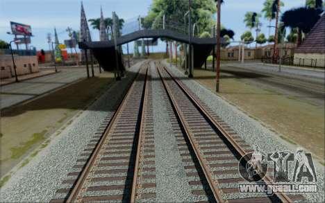 RoSA Project v1.2 Los-Santos for GTA San Andreas forth screenshot