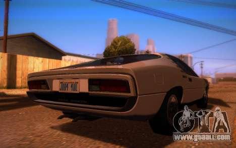 ENBS V3 for GTA San Andreas eleventh screenshot