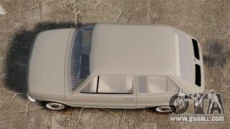 Fiat 126 v1.1 for GTA 4