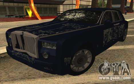 Rolls-Royce Phantom for GTA San Andreas interior