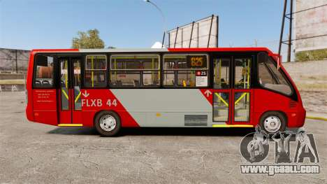 Mercedes-Benz Neobus Thunder LO-915 for GTA 4 right view