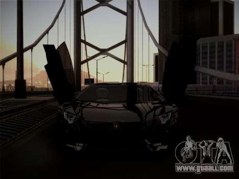 Lamborghini Aventador LP760-2 for GTA San Andreas left view