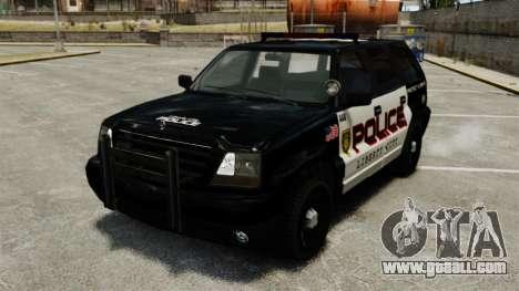 Patrol Cavalcade for GTA 4