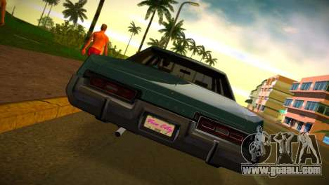 ENBSeries by FORD LTD LX v2.0 for GTA Vice City forth screenshot