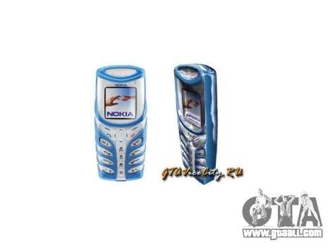 Nokia 5100 GTA Vice City for GTA Vice City