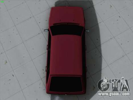 VAZ 21093i for GTA San Andreas back view