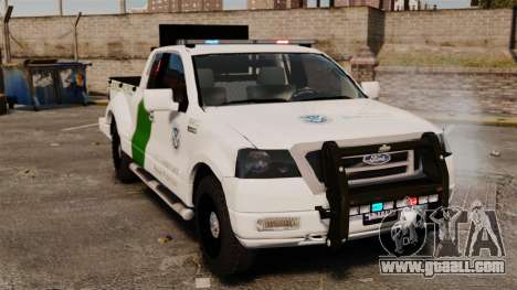 Ford F-150 v3.3 Border Patrol [ELS & EPM] v1 for GTA 4