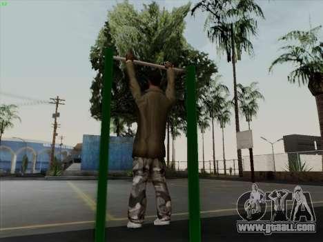 Horizontal Bar for GTA San Andreas forth screenshot