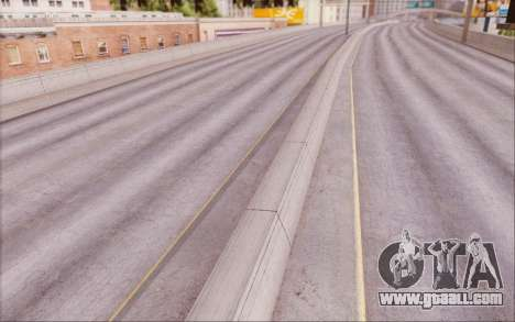 RoSA Project v1.2 Los-Santos for GTA San Andreas seventh screenshot