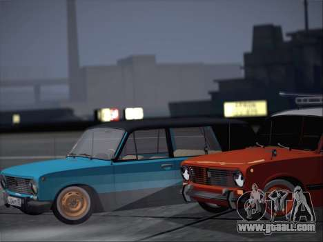 VAZ 2102 for GTA San Andreas side view