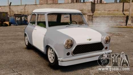 Mini Cooper S 1968 for GTA 4